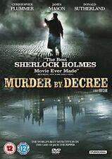 Murder By Decree (Sherlock Holmes) [DVD][Region 2]