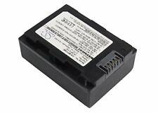 Battery for Samsung HMX-S10, HMX-S15, HMX-S16, HMX-H200, HMX-H203, HMX-H204, HMX