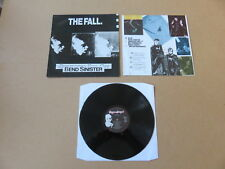 THE FALL Bend Sinister BEGGARS BANQUET LP RARE 1986 UK PRESSING BEGA75