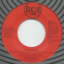 "THE TOKENS on RCA - ""RE-DOO-WOPP"" (medley)   [Near-Mint]"