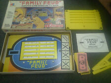 Family Feud: Question Game Based on the TV Show 2nd Edition Milton Bradley 1978