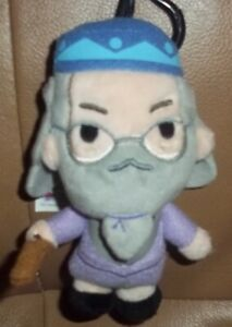 Harry Potter Dumbledore Clip On Key Chain New Collectible Series New