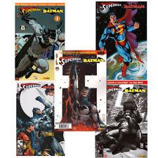 SUPERMAN BATMAN Panini série complète 20 numéros