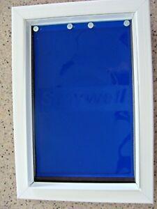 Staywell Aluminum Frame Pet Door--Medium