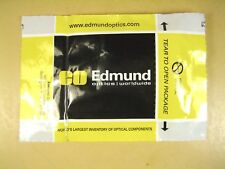 Edmund Optics  Fused Silica Window  84-462  12.5mm Dia x 2mm Thick  NIR I  1/10