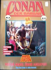 COPPER AGE + GERMAN + MARVEL COMIC + 22 + CONAN + 1993 + FIRST RELEASE +