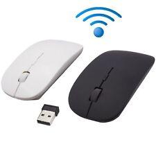 Kabellose PC Maus Wireless Laptop Notebook 2.4 Ghz optisch 3 Tasten Scrollrad