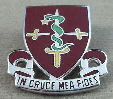 US Army 30° Medico Brigata Unità Stemma Insignia - Clutchback G-23
