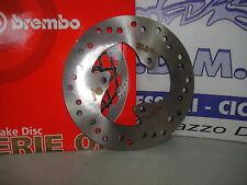 DISCO FRENO BREMBO TRASERO 68B407G1 MBK 125 SKYLINER AÑO 2005 2006 2007