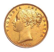 Victoria Sovereign Coins