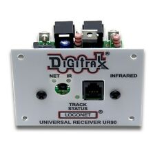 Digitrax UR90 Infrared Receiver Front Panel  Bob The Train Guy