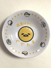 Sanrio Gudetama Rice Mini Bowl W130xH30xD130mm From Japan