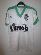 Maillot PUMA vintage porté n°6 trikot shirt maglia jersey made France LISMOB 4x5
