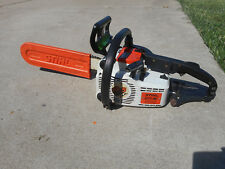 VINTAGE STIHL CHAINSAW --2.5 CU. IN. --011AV -ELECTRONIC QUICKSTOP