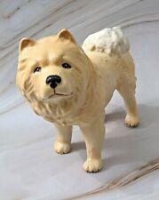 More details for sylvac glazed chow chow dog figurine