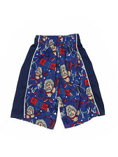 Boy Flow Society Einstein E=MC2 Lacrosse Shorts Athletic LAX Size Youth XS/6 7