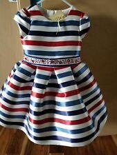 Petite Fleur Girls Dress Size 4-5