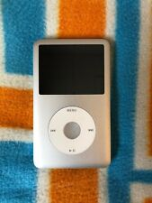 Apple iPod Classic 7th Generation Silver (160GB) Good Condition! Fast Delivery!