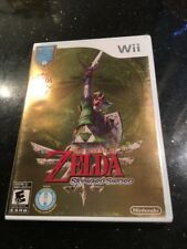 Legend of Zelda: Skyward Sword for NINTENDO Wii   Brand New Factory Sealed