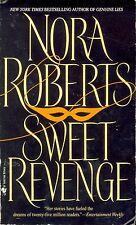 Sweet Revenge by Nora Roberts (1988, Paperback)