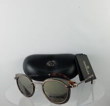 Brand New Authentic Moncler Sunglasses ML 0017 36L Cat Eye 56mm Frame