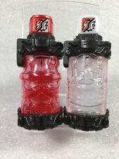 Used Kamen Rider Build Santa Claus Full Bottle & Cake Full Bottle set Christmas