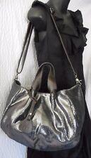 Marni Snake Skin Metallic Handbag Satchel