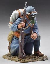 THOMAS GUNN WW1 FRENCH GW047 FRENCH POILU KNEELING IN GAS MASK MIB