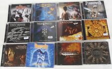 12 CD Sammlung - Heavy Metal