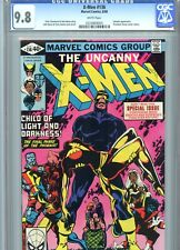 X-Men #136 CGC 9.8 White Pages Byrne Cover & Art Marvel Comics 1980