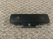 Logitech Z205 Portable Computer Laptop Speaker Black