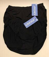 NWT 2 Jockey Comfies French Cut Panties Black 1366 Size 8