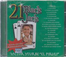 CD  - Victor Yturbe NEW 21 Black Jack 21 Tracks - FAST SHIPPING !
