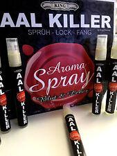 "AAL KILLER SPRAY "" Blut & Leber "" Aroma Spray "" Bloody Mary "" by King Fishing"