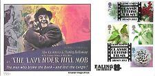 GB 2002 Natale, Cambridge ufficiale, il design lavanda Hill Mob, solo 51
