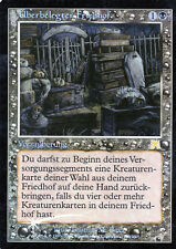 Oversold Cemetery / Überbelegter Friedhof FOIL - Onslaught  - Magic - EX - DE