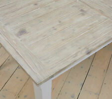 Signature Painted Grey Limed Oak Top Sample