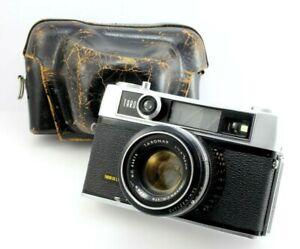 Vintage TARON MARQUIS 35mm Rangefinder Camera w/ 45mm 1.8 lens, Spares / repair