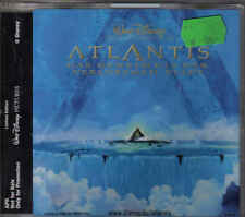 Walt Disney-Atlantis Promo cd