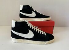 Nike Blazer High Vintage Taille 45,5 ( 11,5 US ) Noir Neuves Rares