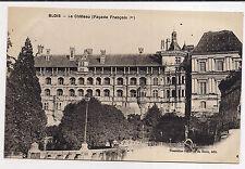 blois ,  le château  (façade françois 1er)