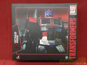 Hot Toys Transformers G1 Optimus Prime Starscream Ver. 1/6 FIGURE FROM JAPAN