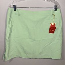 Sport Haley Mint Green 14 New Golf Skirt Shorts Combo Skort Women Sport Ladies