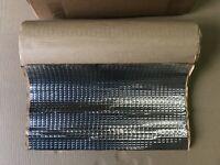 Isolamento Acustico Set Per 4 Porte Alubutyl Anti Droehn Vibration Isolante Auto
