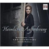 Richard Strauss - Heimliche Aufforderung (2014)