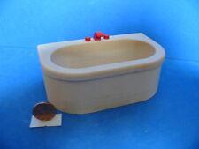 Nr.183 Bodo Hennig Badewanne 1:12 Puppenhaus Puppenstube Puppenstubenmöbel