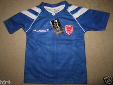 Kingston Rovers Kooga Rugby Jersey Toddler 4/5 5T