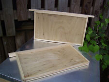 DN1  Dummy Boards for National Hive made from Wood, set of 2