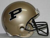 Purdue Boilermakers Riddell Full Size Authentic VSR4 Football Helmet