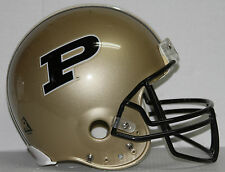 Purdue Boilermakers Riddell Full Size Authentic VSR4 Football Helmet